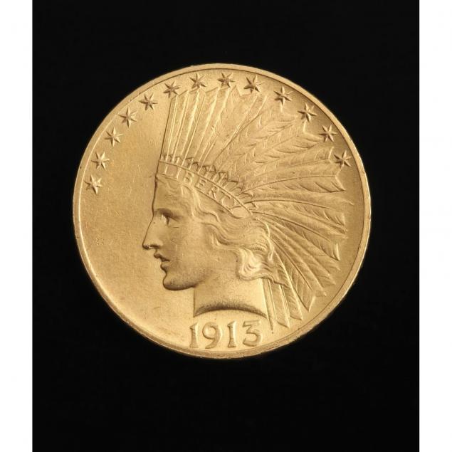 1913-10-indian-head-gold-eagle