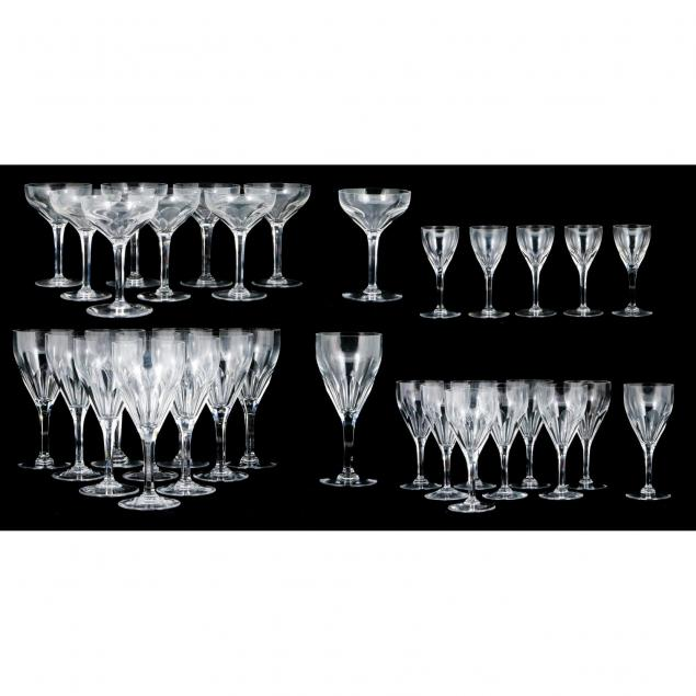 34pc-val-st-lambert-elegance-crystal-stemware-set