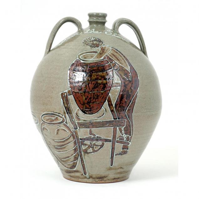 nc-folk-pottery-michael-bayne-lincolnton-nc