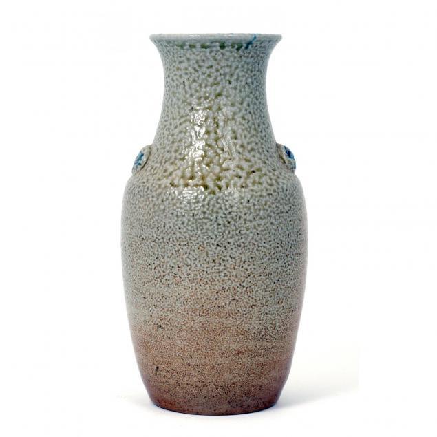 jugtown-dogwood-vase-vernon-owens