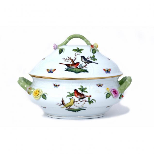 herend-rothschild-bird-soup-tureen-with-cover