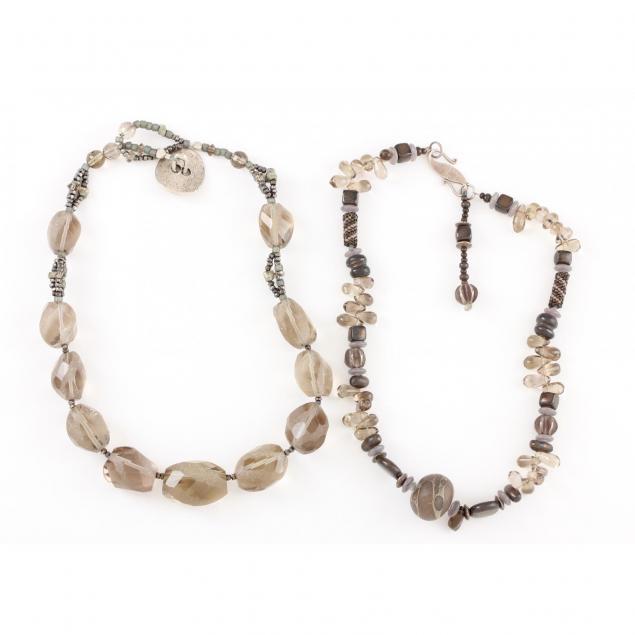 two-designer-bead-necklaces