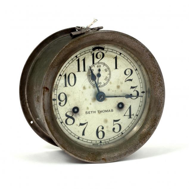 seth-thomas-ship-s-clock