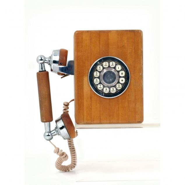 vintage-western-electric-wooden-wall-telephone