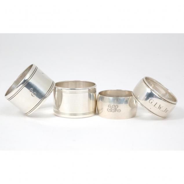 four-tiffany-co-sterling-silver-napkin-rings