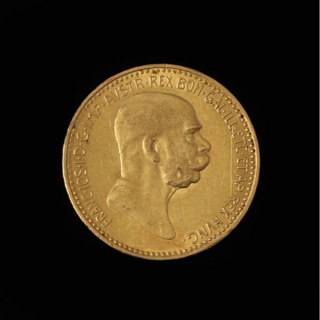 austria-1909-gold-10-corona