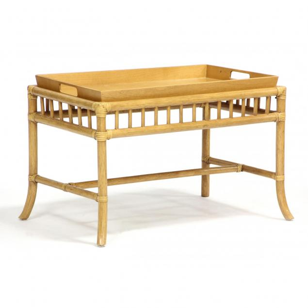 bamboo-serving-tray-on-stand