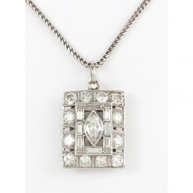 platinum-and-diamond-pendant-with-14kt-chain