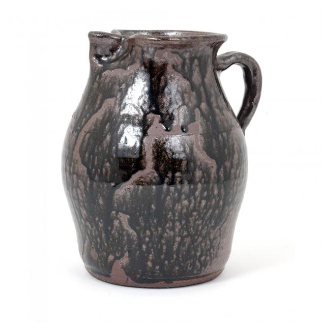 georgia-pottery-lanier-meaders-pitcher