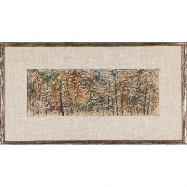 mixed-media-abstract-with-trees