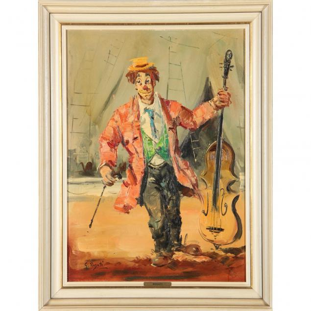 portrait-of-a-clown
