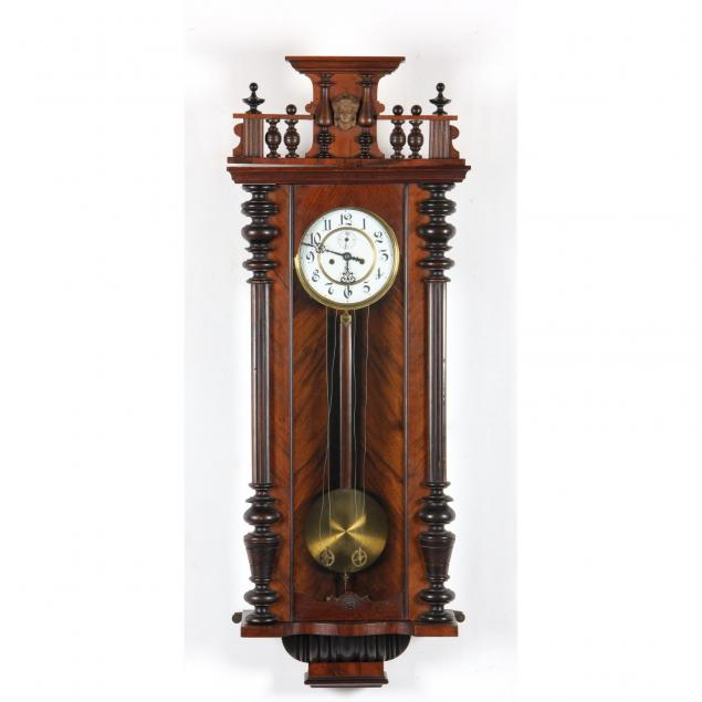 gustav-becker-victorian-wall-clock