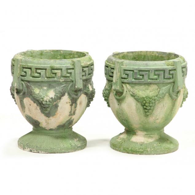 pair-of-cast-stone-grecian-garden-urns