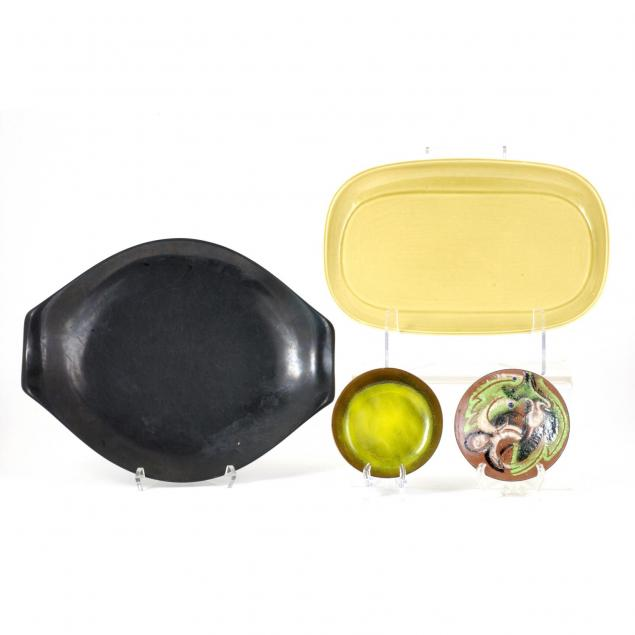 four-modernist-serving-trays