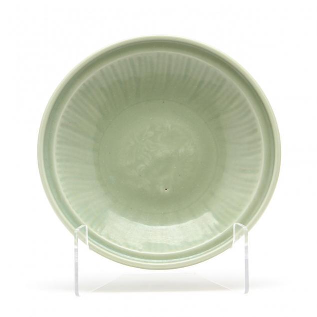chinese-longquan-celadon-plate