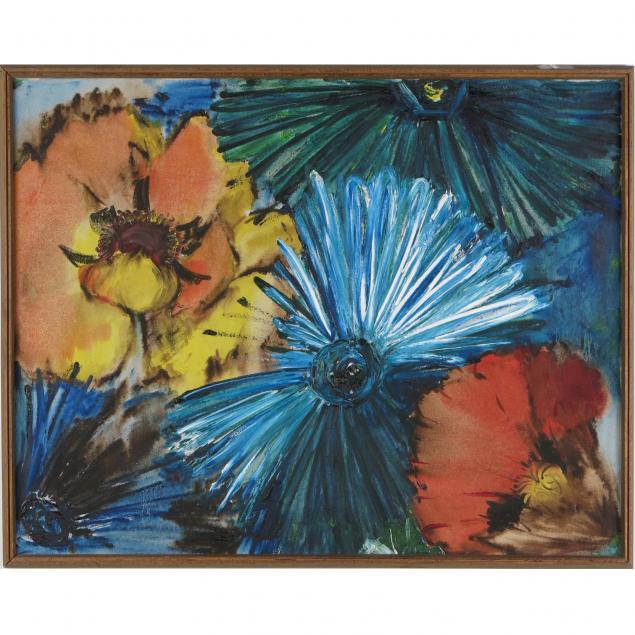 arnold-arvin-arbeit-ny-1911-1974-flowers