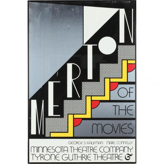 roy-lichtenstein-am-1923-1997-i-merton-of-the-movies-i