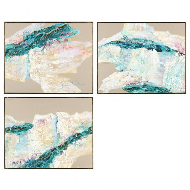 jill-troutman-nc-abstract-triptych