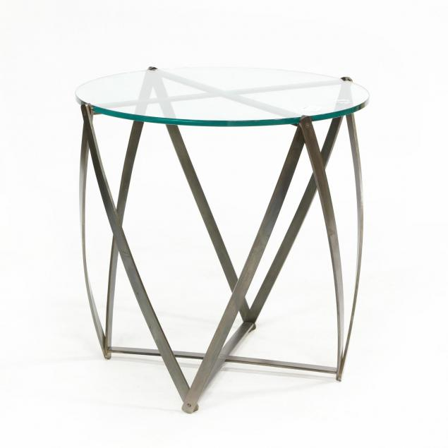 after-willy-rizzo-bronze-and-glass-occasional-table