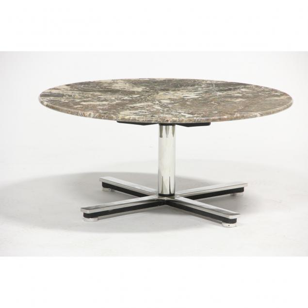 modernist-marble-top-cocktail-table