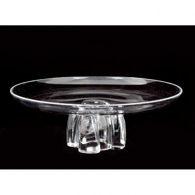 steuben-crystal-cake-pedestal