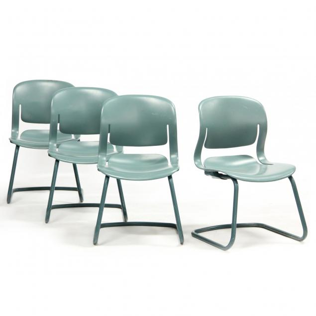 four-herman-miller-equa-chairs