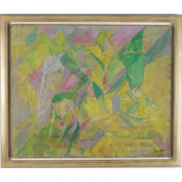 french-school-abstract-painting