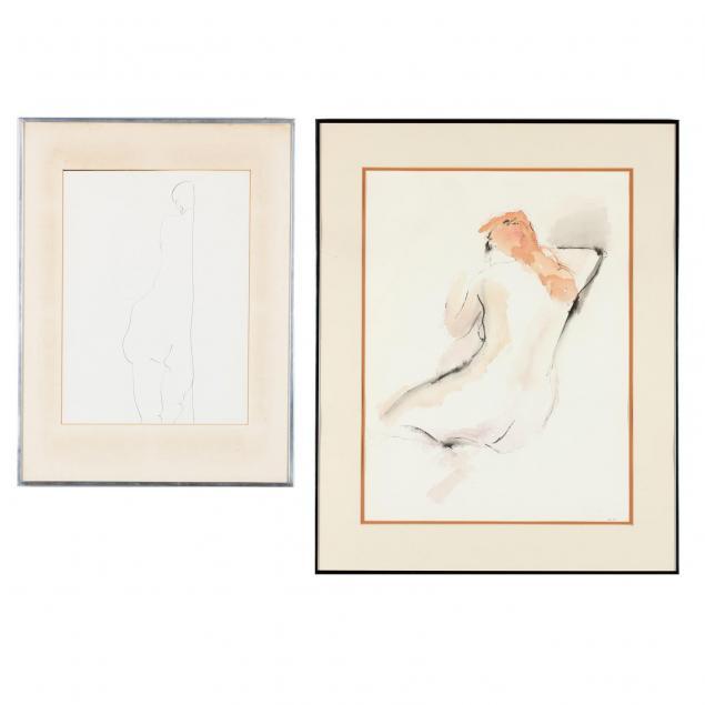 rosemary-okun-am-20th-century-two-female-nudes