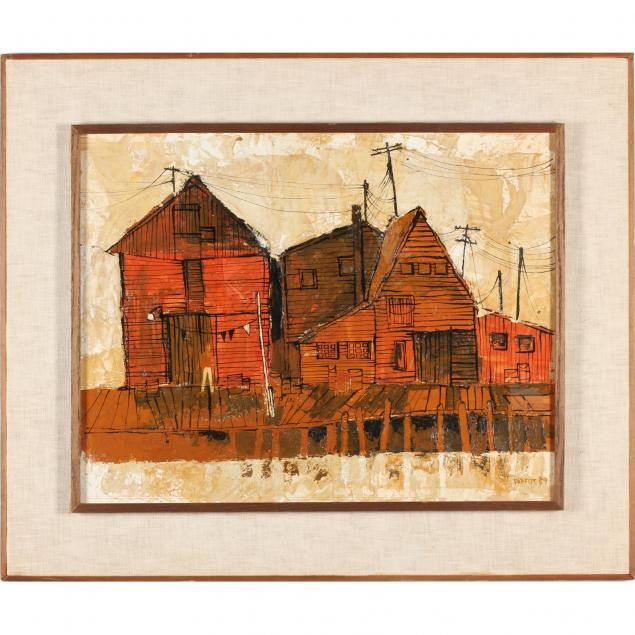 roger-parfitt-am-20th-century-rocky-river-ohio-waterfront