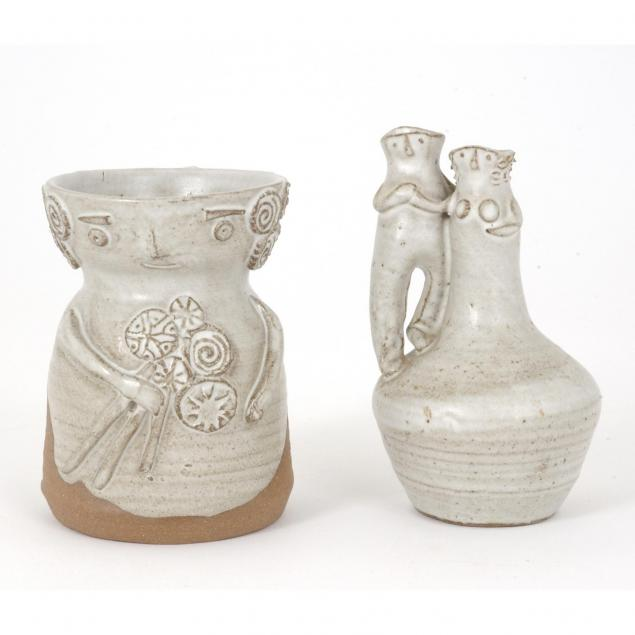 solveig-cox-two-figural-vases