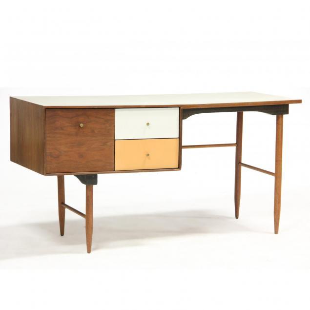 mid-century-kneehole-desk