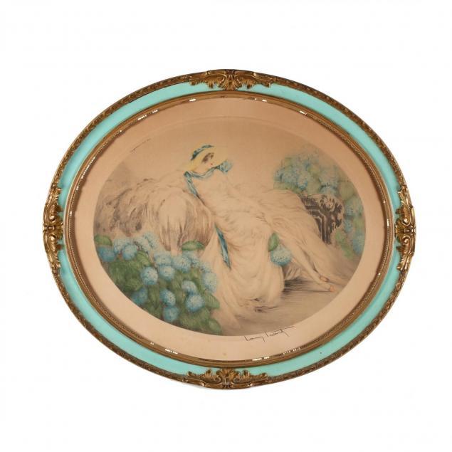 louis-icart-fr-1888-1950-i-les-hortensias-hydrangeas-i