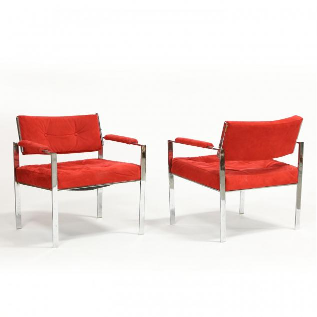 pair-of-modernist-steel-arm-chairs