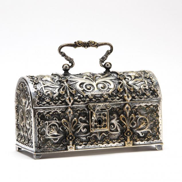 very-fine-art-nouveau-silverplate-jewelry-casket