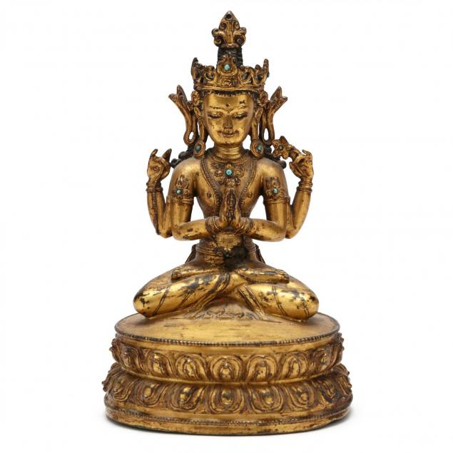 sculpture-of-avalokitesvara-sadaksari