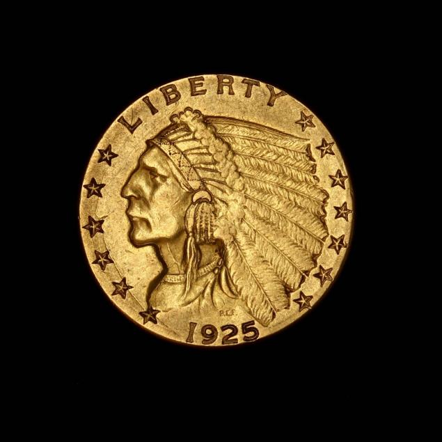 1925-d-2-50-indian-head-gold-quarter-eagle