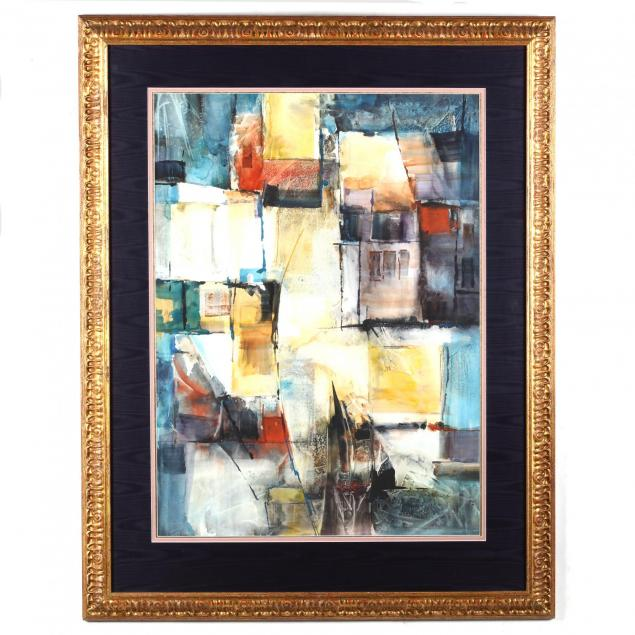 boyce-kendrick-nc-1927-1992-abstract-watercolor