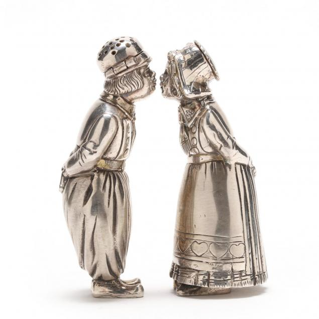 two-figural-italian-sterling-silver-shakers