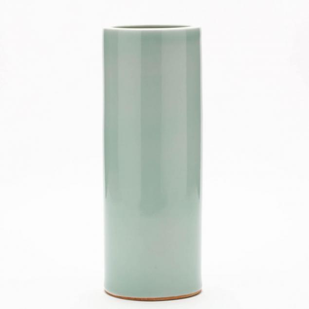 celadon-cylinder-vase