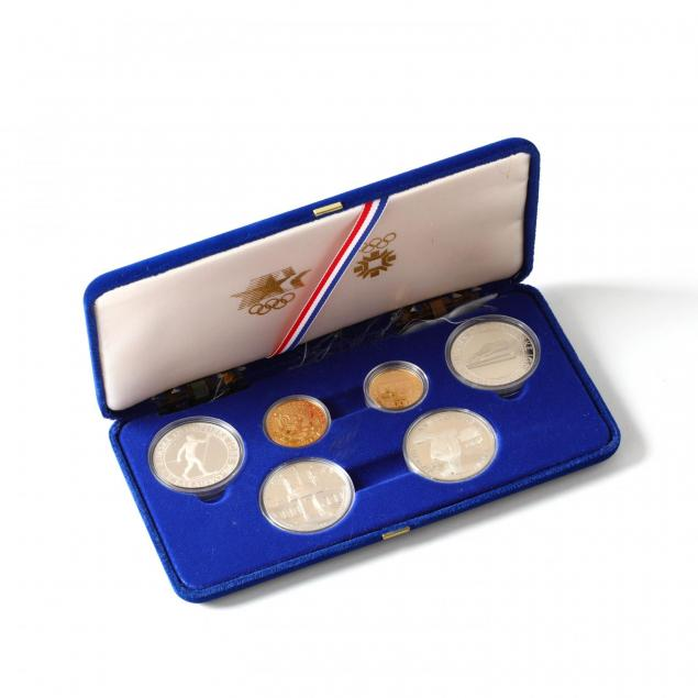 1984-olympic-proof-silver-and-gold-six-coin-set