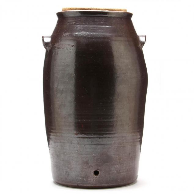 brown-pottery-water-cooler-arden-nc