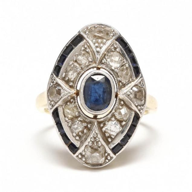 platinum-and-14kt-sapphire-and-diamond-ring