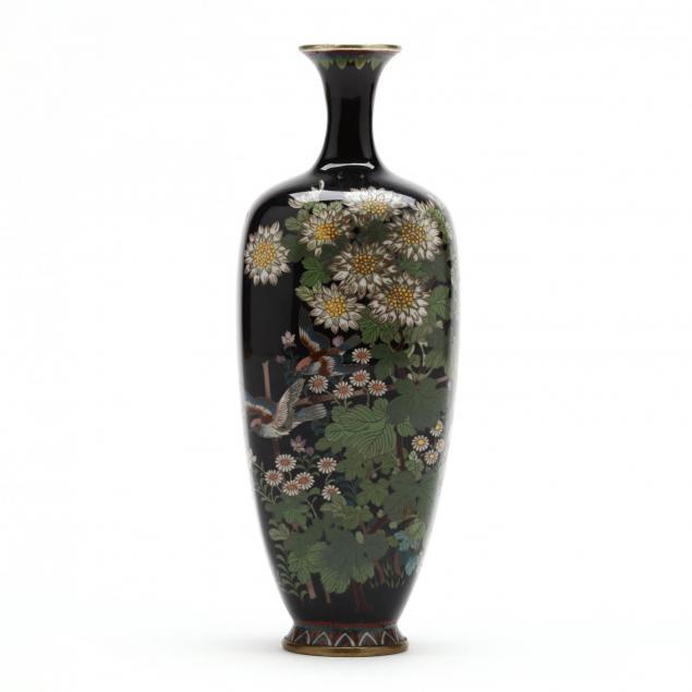 japanese-cloisonne-vase-signed-kyodai