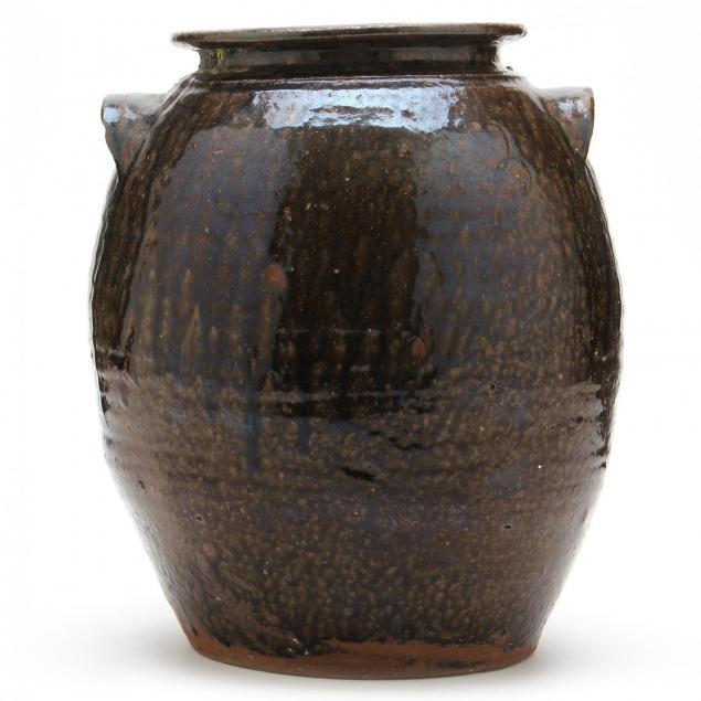 western-nc-pottery-three-gallon-storage-jar