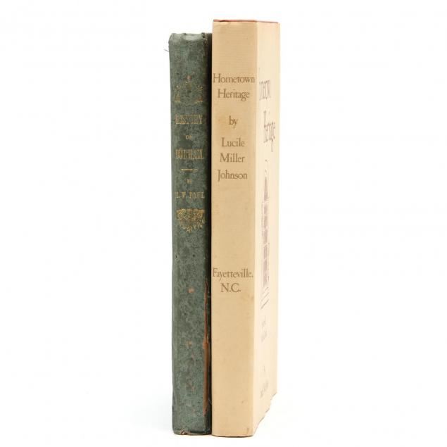 books-on-durham-and-fayetteville-north-carolina