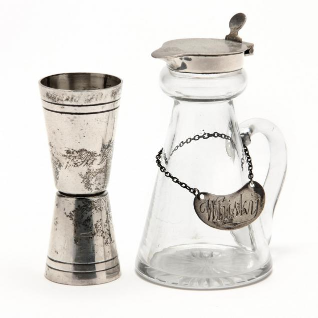two-english-sterling-silver-cocktail-accessories