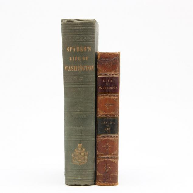 two-19th-century-george-washington-biographies