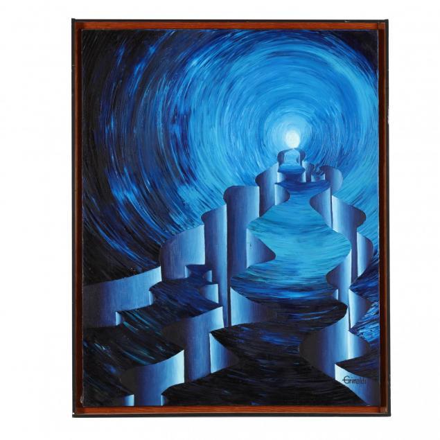 mario-grimaldi-ny-1927-1997-untitled