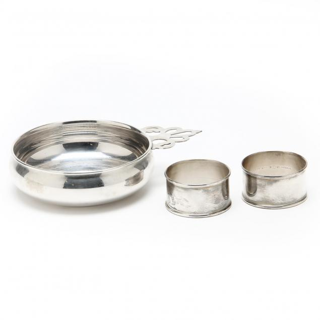 sterling-silver-porringer-and-a-pair-of-napkin-rings