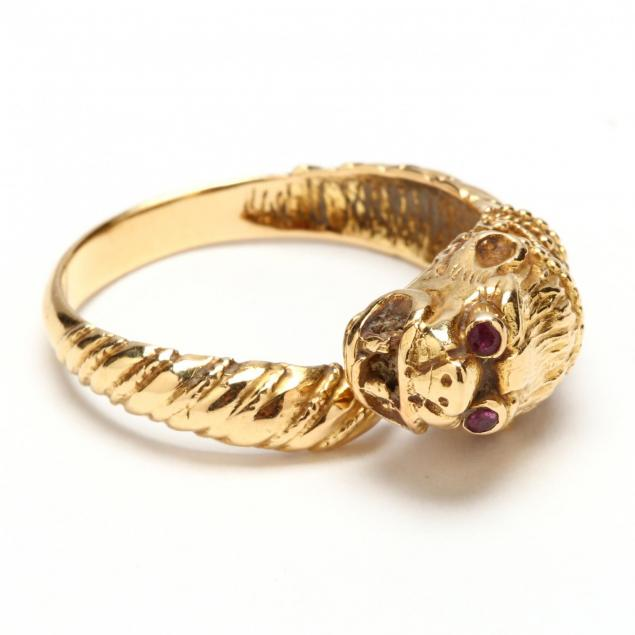 18kt-gold-and-ruby-ring-lalounis